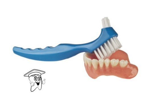 četkice za zubne proteze