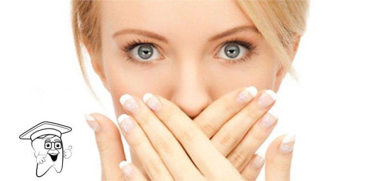 zadah iz usta